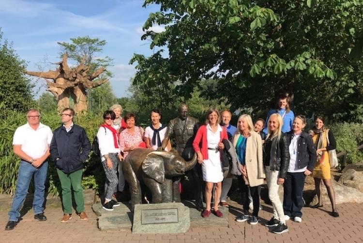 Besuch Opel Zoo Kronberg   © R. Eichler